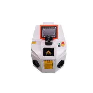Мазмуну зергерчилик шакек, алтын, күмүш Екi жулдыз лазер ширетүүчү аппарат 100w 200W 300W 400W