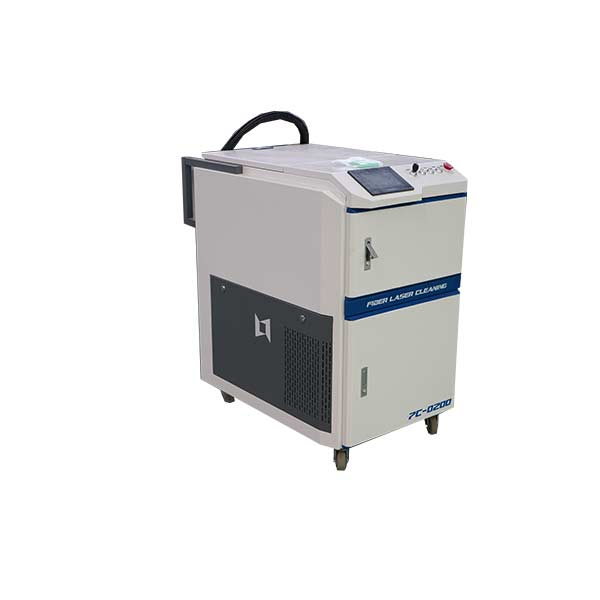 High reputation Rust Laser Cleaning Machine - Rust removal Laser cleaning machine 100/200/500/1000W – LXSHOW detail pictures