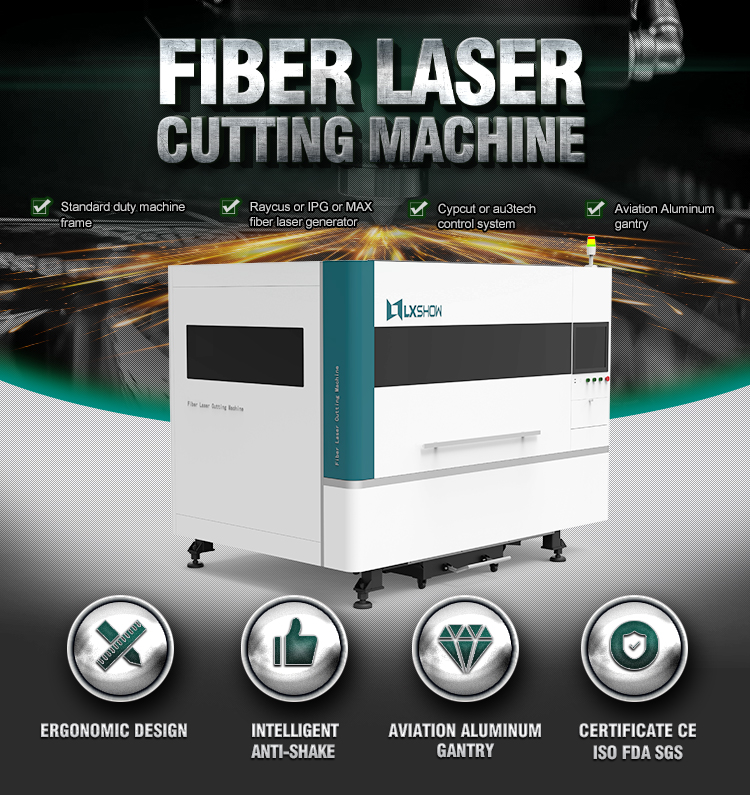1 fiber laser cutting machine metal