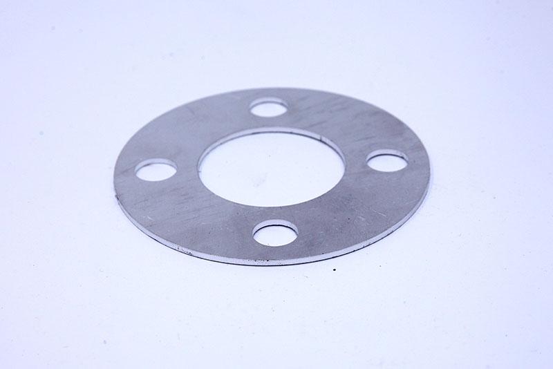 2mm metal laser cutting machine sample
