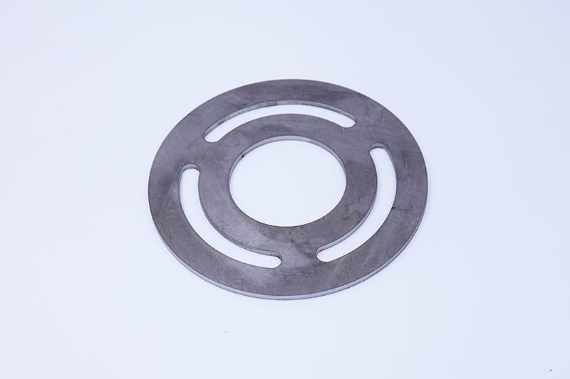 fiber cutting laser machine stainless steel sample