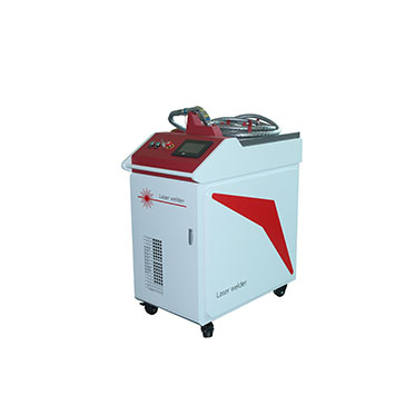 Fiber welding machine