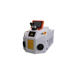 Table jewelry ring gold silver yag  laser welding machine 100w 200w 300w 400w