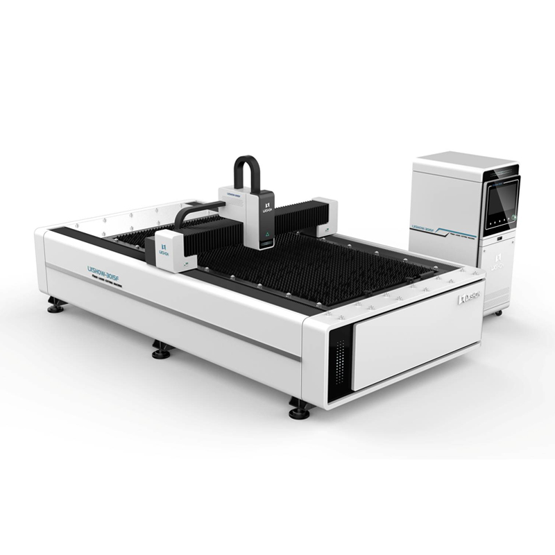 China Cheap price Fiber Cutting Machine 500w - High Precision metal carbon steel stainless steel fiber laser cutting machine 1530 500w 1kw 1.5kw 2kw 3kw  – LXSHOW Featured Image