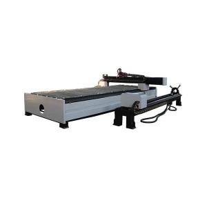 Metal Square tube Round tube plasma cutting machine 1325 1530 with rotary device
