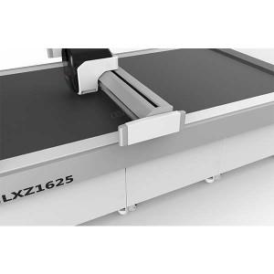 সিসিডি অটো ফিড CNC স্পন্দিত ছুরি কাটিং যন্ত্রপাতি
