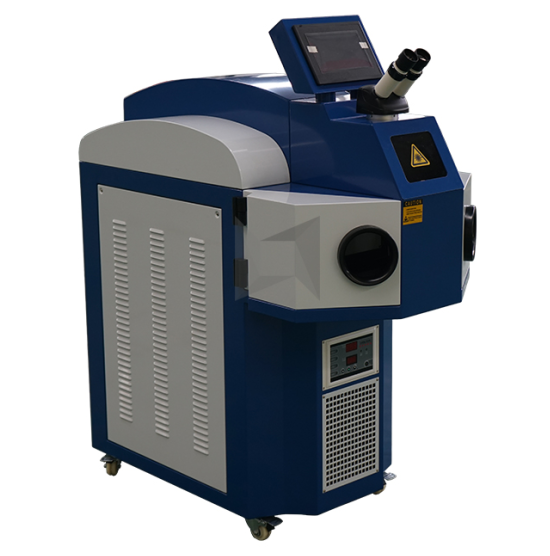 Constitute of Laser welding machine
