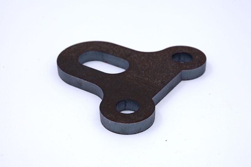 fiber laser cutting machine 1530 carbon steel sample