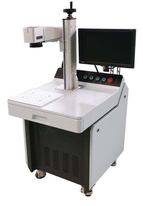 What is a marking machine laser/laser marking machine portable fiber?