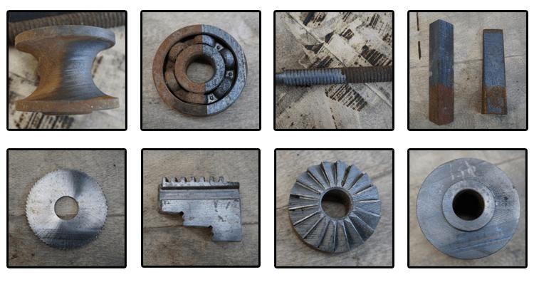 Brazing এবং ওয়েল্ডিং পূর্ব-চিকিৎসার জন্য লেজার পরিস্কার মেশিন 500W