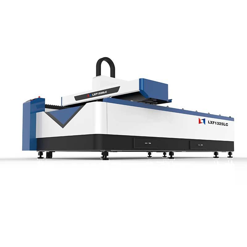 China Cheap price Fiber Cutting Machine 500w - Hybrid laser mixed laser cutting machine Fiber CO2 metal nonmetal laser cutting machine – LXSHOW detail pictures