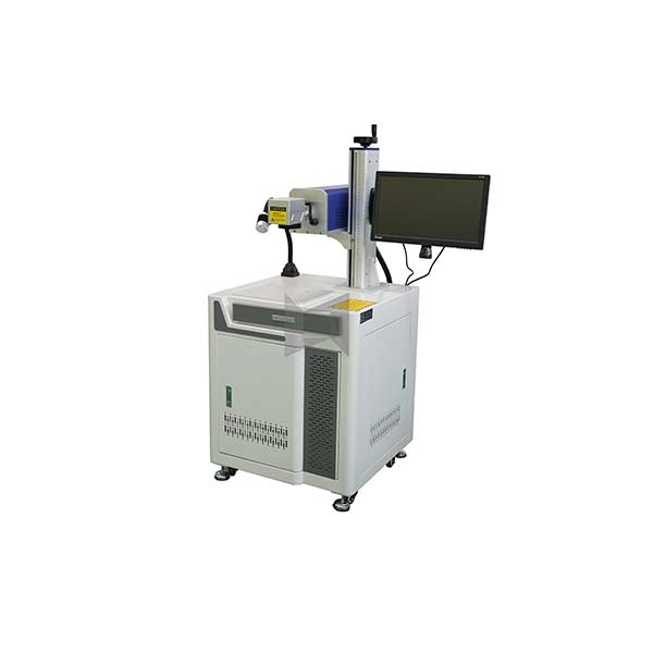 Newly Arrival Big Size Fiber Laser Marking Machine -
