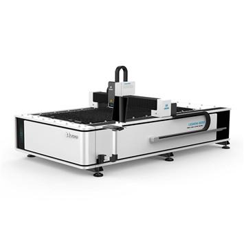 High Quality Fiber Cutting Machine - Hot sale metal sheet / Plate fiber laser cutting machine 1530 500/1000/1500/2200/3300W  – LXSHOW Featured Image