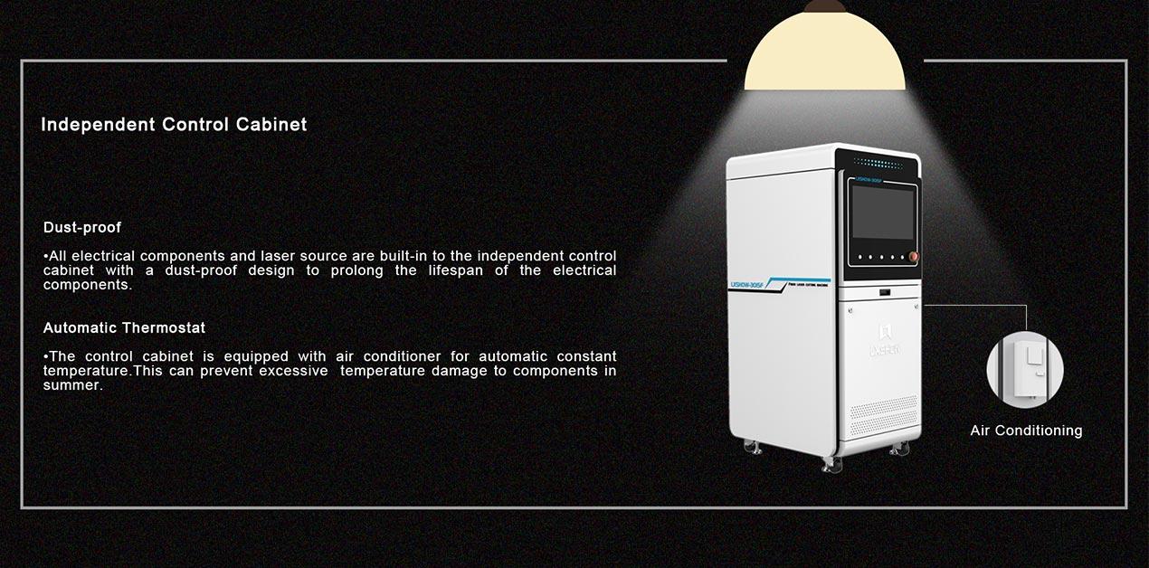 9 sheet metal laser cutting machine 1000w