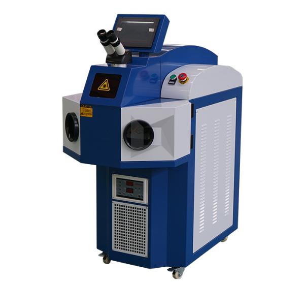 What is a YAG laser welding machine