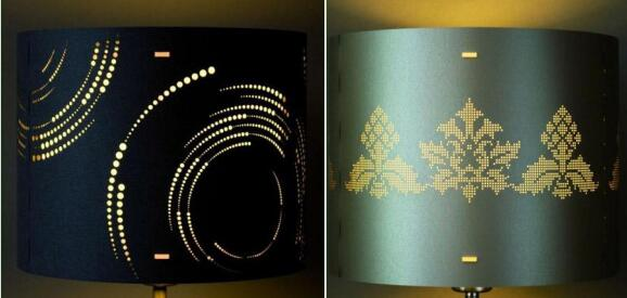 Application of fiber laser cutting machine in lighting products 1