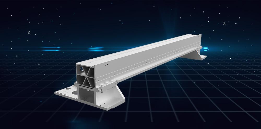 Aviation Aluminum Gantry of laser for cutting metal