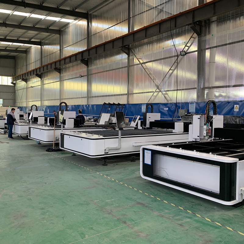 What are the cutting processes of laser cutting machines