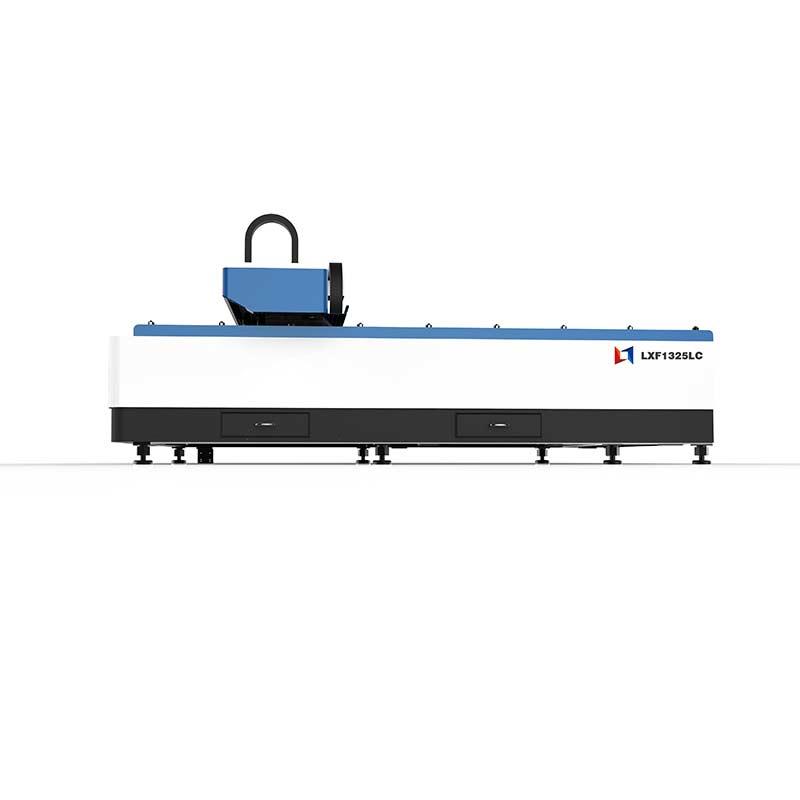 High Quality Fiber Cutting Machine - Hybrid laser mixed laser cutting machine Fiber CO2 metal nonmetal laser cutting machine – LXSHOW detail pictures