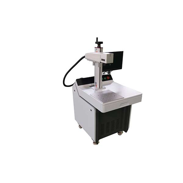 Factory best selling 20w Raycus Fiber Laser Marking Machine -