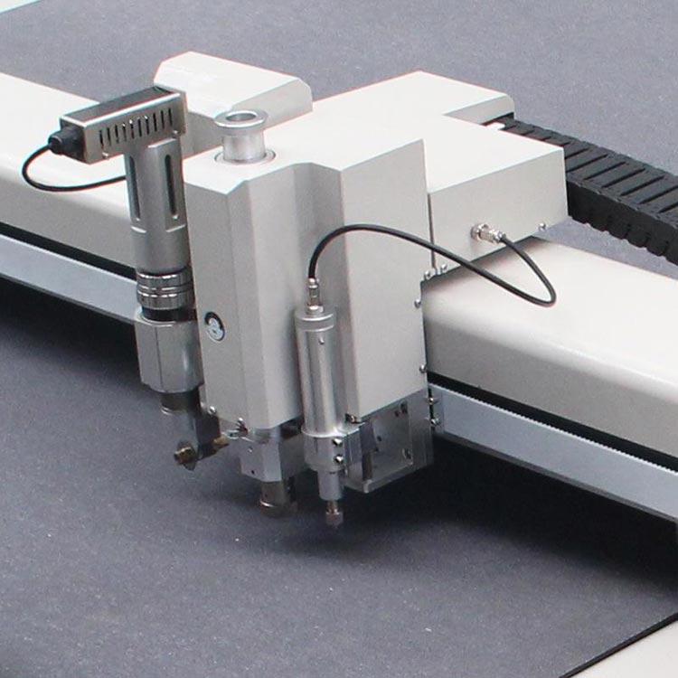 Material range of cnc vibration knife/oscillating knife