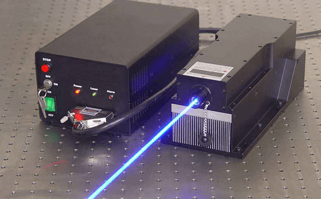 working principle of uv laser marker UV laser ?