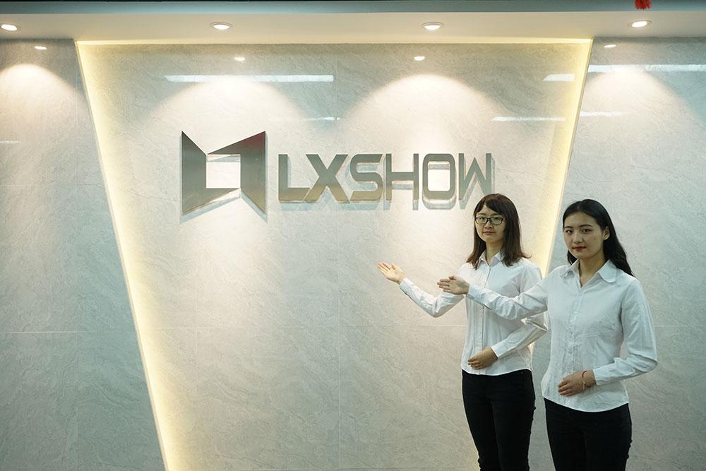 LXSHOW LASER OFFICE