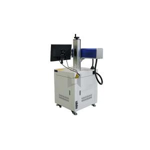 Nonmetal wood leather paper cloth CO2 laser marking machine 20w 30w 50w 100w 150w