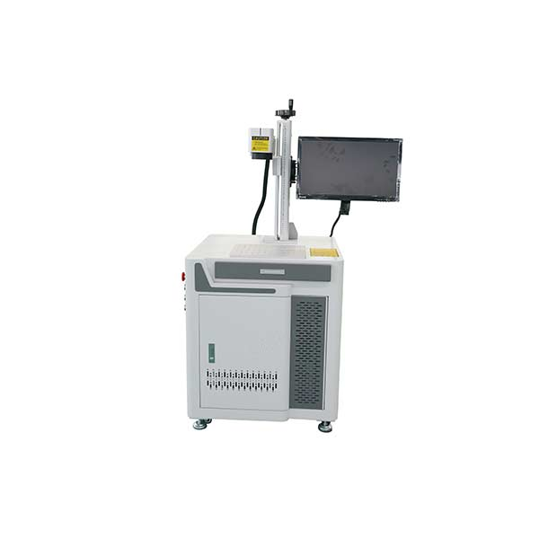 High Quality for Mopa Marking Machine - Desktop Fiber laser marking machine 20w 30w 50w 100w 120w for metal – LXSHOW detail pictures