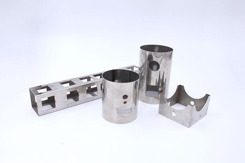 laser pipe cutting sample