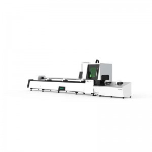 【LXF6020T】Professional tube fiber laser cutting machine 500W 750W 1000W 1500W 2200W 3300W 4000W 8000W