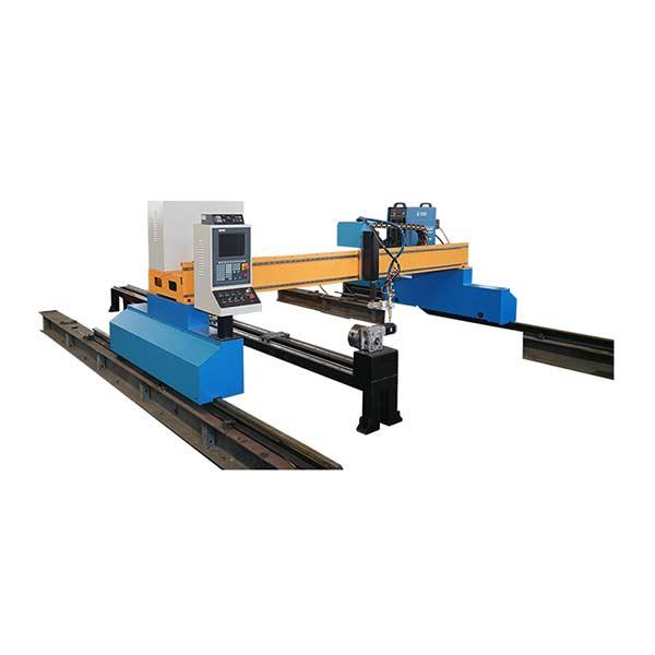PriceList for Plasma Cutting Machine - gantry cnc plasma cutting machine cnc plasma cutter gantry kit 3060 3080 4060 4080 – LXSHOW detail pictures