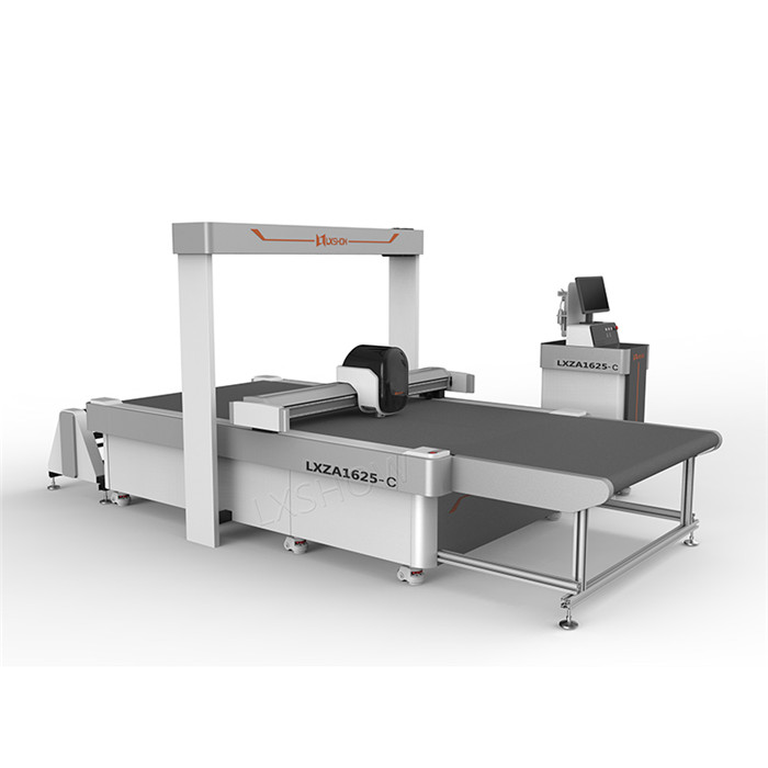 Аеропортунан Automatic Cnc жабылуучу Knife Cutting Machine 1625