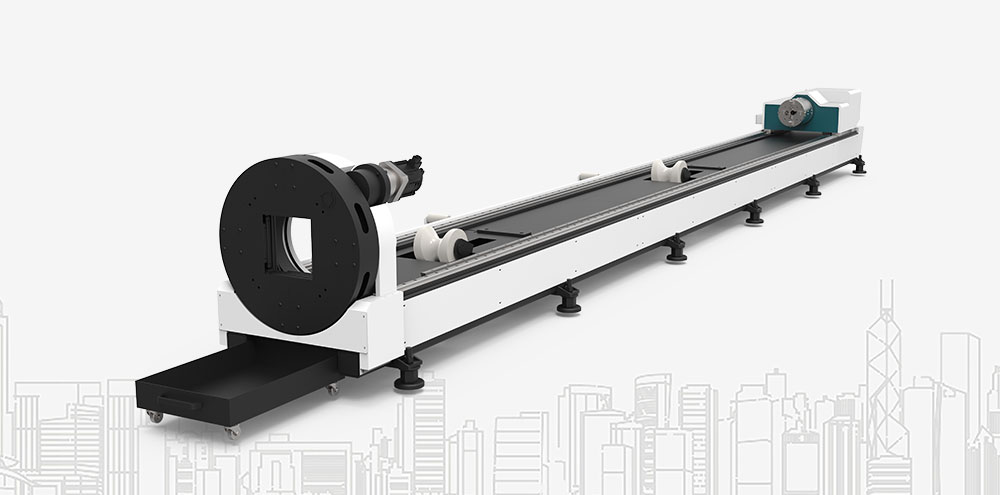 laser metal cutter Rotary
