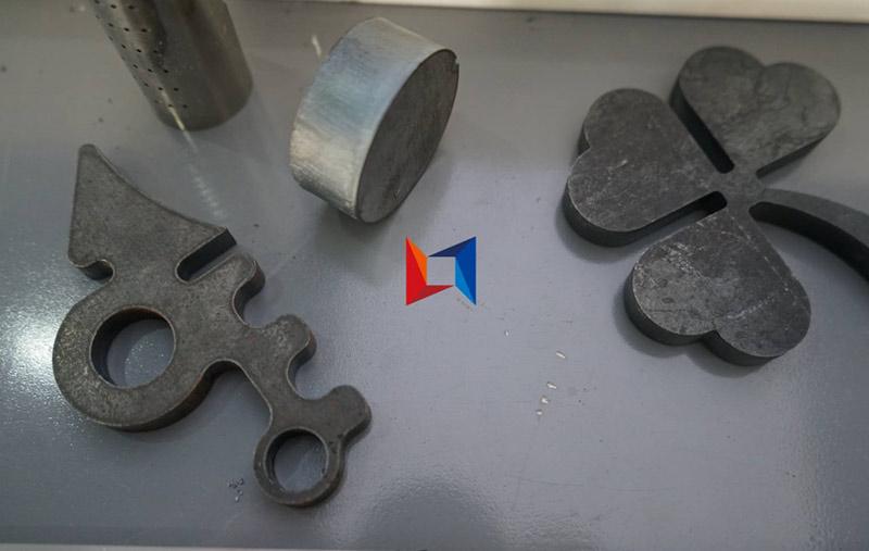 CNC ফাইবার লেজারের কাটিং মেশিন সুবিধার